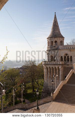 Budapest Fisherman's Bastion