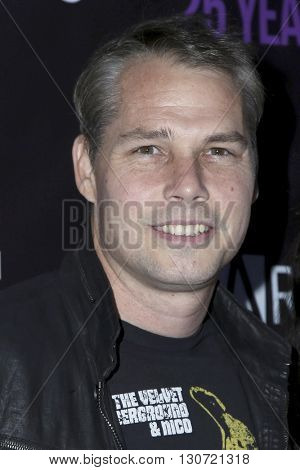 LOS ANGELES - MAY 20:  Shepard Fairey at the PS Arts - The Party at NeueHouse Hollywood on May 20, 2016 in Los Angeles, CA