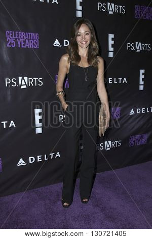 LOS ANGELES - MAY 20:  Autum Reaser at the PS Arts - The Party at NeueHouse Hollywood on May 20, 2016 in Los Angeles, CA