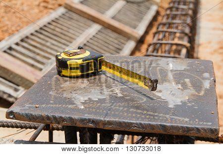 Old measuring tap - Error measurement because tape damage