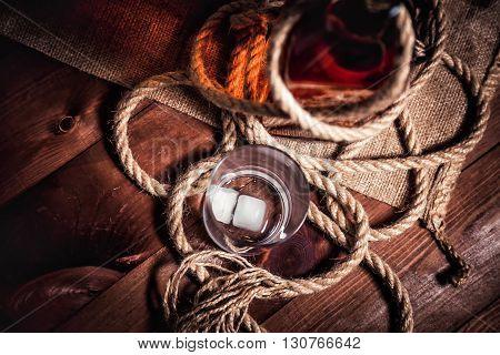 Whiskey stylish photos brandy and bourbon
