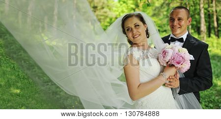 Large Photo Of Wedding Book Of Wedding Couple