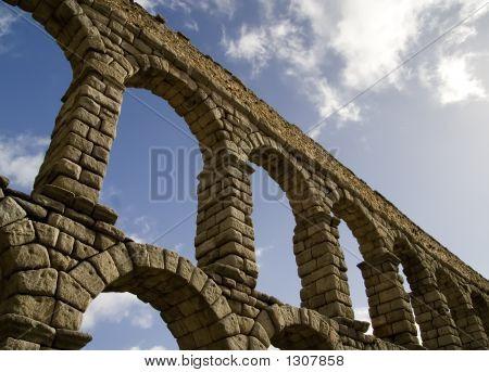 Aquaduct Of Segovia 2