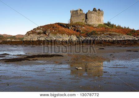 Castle Tioram.