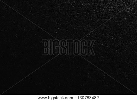 Black Leatherette Background