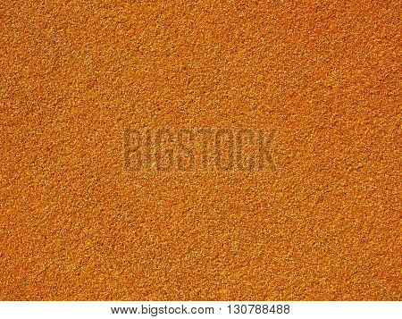 Orange Artificial Synthetic Grass Meadow Background