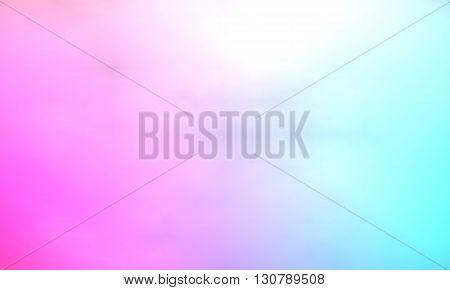 Background paint stains multicolored smoke. Watercolor smoky. Watercolor background. Pink-blue color.
