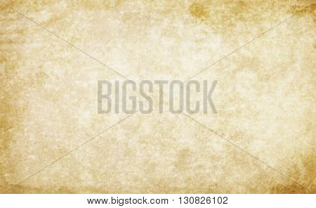 Grunge paper background for the design. Natural old paper texture.