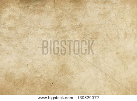 Natural aging paper background for the design.