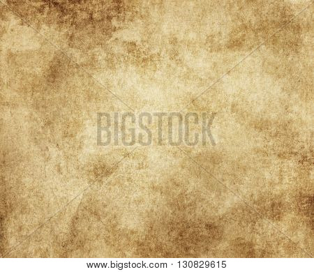 Grunge paper background. Natural old paper texture for the design.
