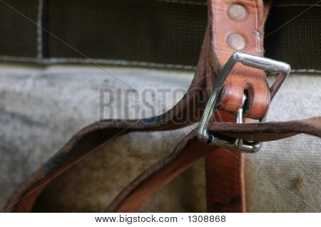 Saddle Buckle
