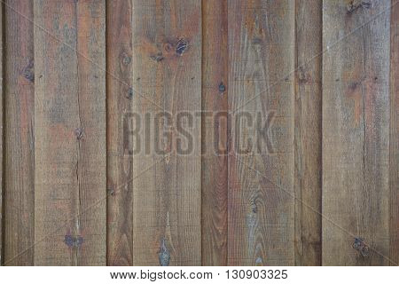 Old Wooden Wall Background Or Texture For Designer Vertical Plank