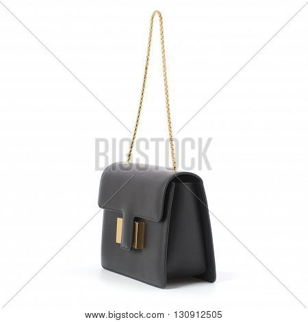 Classic Ladies Black Bag..