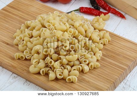 Raw Macaroni - Snail