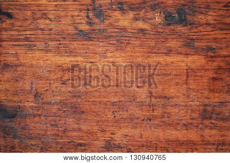 wood texture, vintage wood, old wooden plate with cracks and scratches
