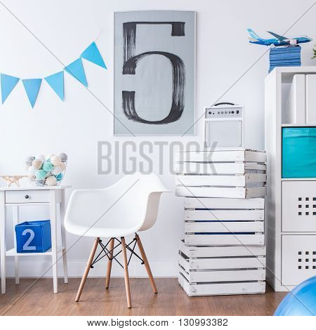 Beautiful Room For Boy And Girl