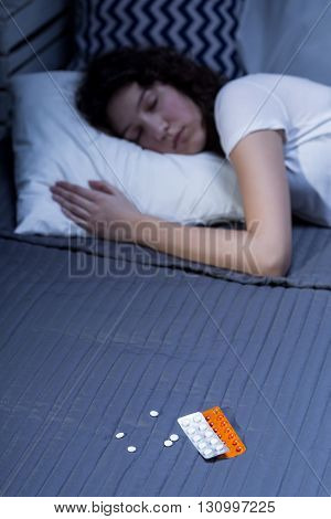 Medication Necessary To Obtain Good Night's Sleep