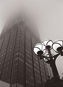 Fog In The City poster