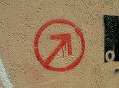 Arrow Pointer poster