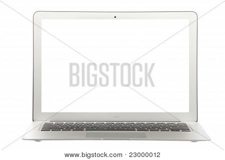 Moderne populäre Laptop