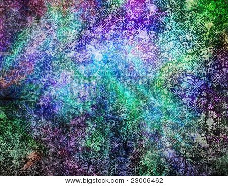 Textured Painted Style Background