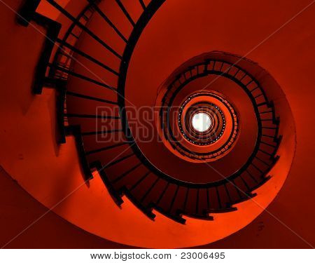 Spiral from the hell