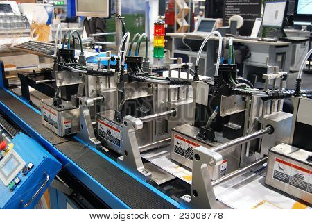Press Printing - Digital Printer