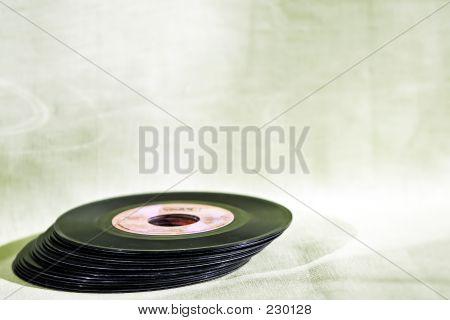 Vinyl 45's