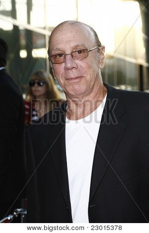 LOS ANGELES, CA - AUGUST 30: Dayton Callie at the FX's 'Sons Of Anarchy' season 4 premiere at the ArcLight Cinemas Cinerama Dome on August 30, 2011 in Los Angeles, California