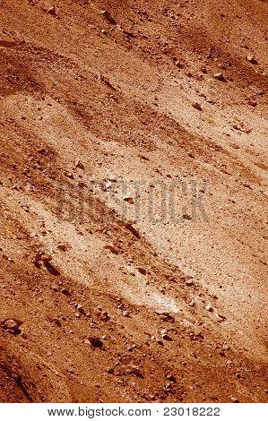 Mars earth surface