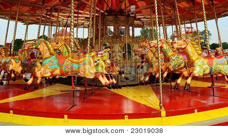 Colourful Carousel