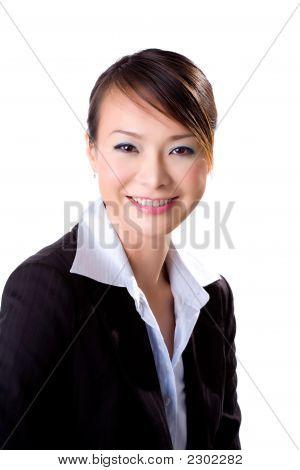 Beautiful Friendly Smile