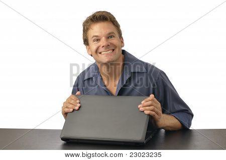Hiding Computer Content