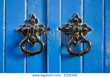 Two Door Knockers