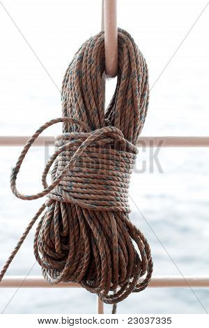 Wound Up Ship's Rope