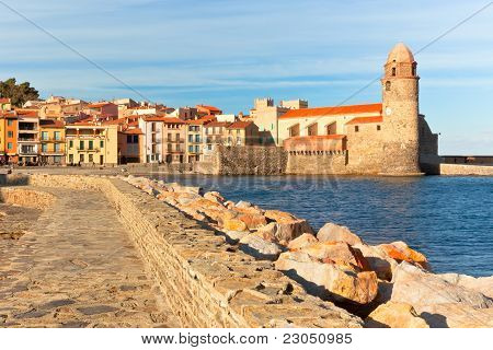 Collioure, South Of France