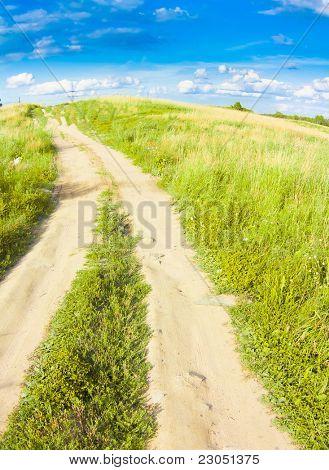Road Forward Path