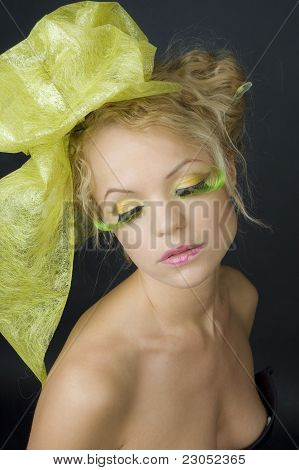 Fashion beauty women