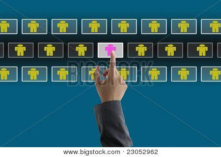 Business Recruitment Process
