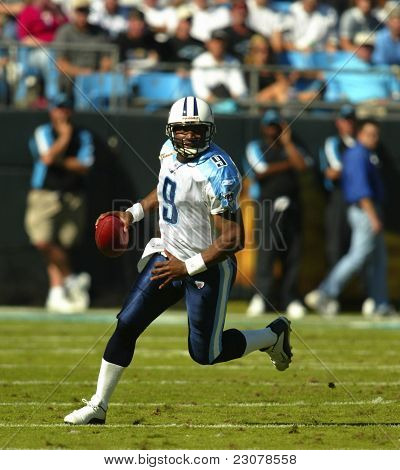 Tennessee Titans Vs Carolina Panthers