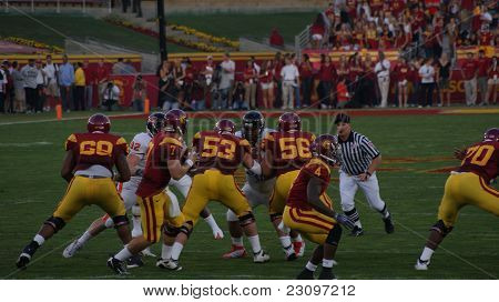 USC's Quarterback