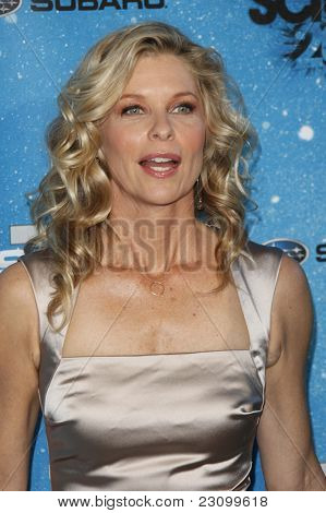 LOS ANGELES - OCT 17: Kate Vernon at the Spike TV's