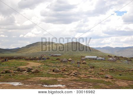 Königreich Lesotho