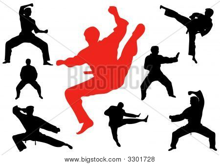 Karate Kungfu