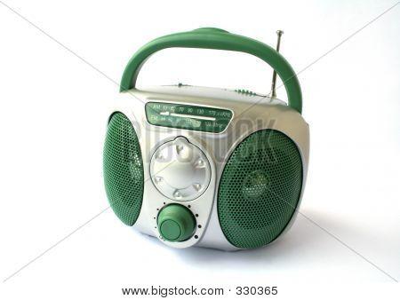 Radio de juguete