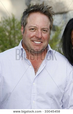 LOS ANGELES, CA - JULY 06:  Gary Valentine at the premiere of 'The Zookeeper' at the Regency Village Theatre on July 6, 2011 in Los Angeles, California
