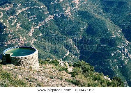 Mountain Water Tank