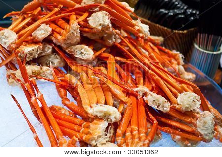 Crab Legs Seafood
