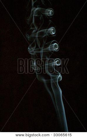 Smoke Spirals