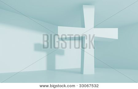 Church Architecture Concept